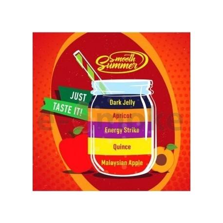 10 ml Smooth Summer - Mix Fruit 2 Beast Big Mouth aróma