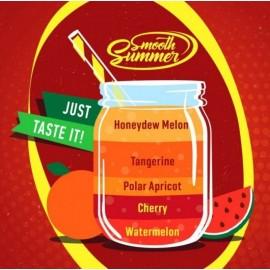 10 ml Smooth Summer - Mix Fruit 3 Big Mouth aróma