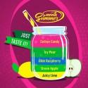 10 ml Smooth Summer - Mix Fruit 4 Big Mouth aróma