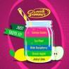 10 ml Smooth Summer - Mix Fruit 4 Beast Big Mouth aróma