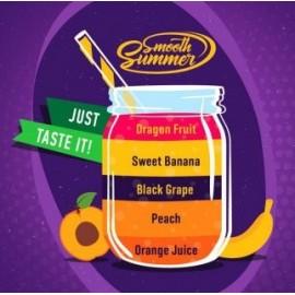 10 ml Smooth Summer - Mix Fruit 6 Big Mouth aróma