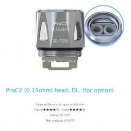 Joyetech ProC2 žhaviaca hlava 0,15 Ohm