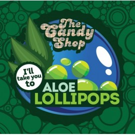 10 ml Aloe Lollipops Big Mouth aróma