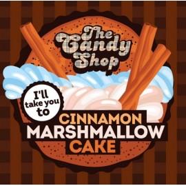 10 ml Cinnamon Marshmallow Cake Big Mouth aróma