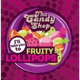 10 ml Fruit Lollipops Big Mouth aróma