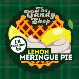 10 ml Lemon Meringue Pie Big Mouth aróma