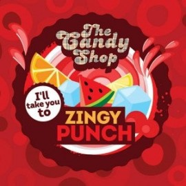 10 ml Zingy Punch Big Mouth aróma