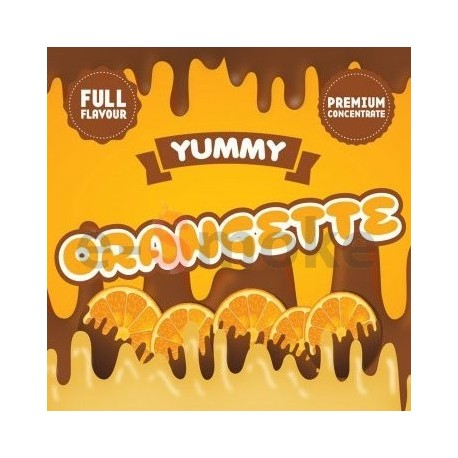 10 ml Orangette Big Mouth aróma