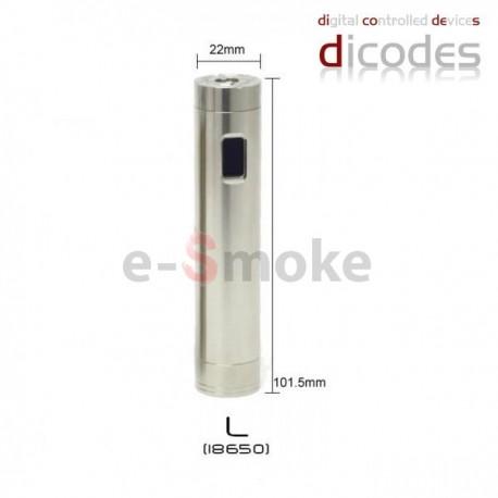 Dani Extreme V3 Silver / 22mm