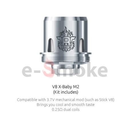 SMOK V8 Baby X M2 žhaviaca hlava