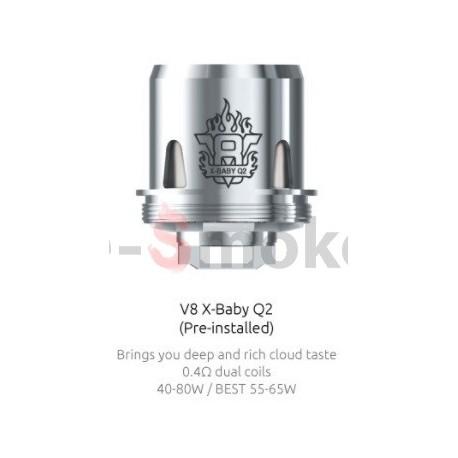 SMOK V8 Baby X Q2 žhaviaca hlava