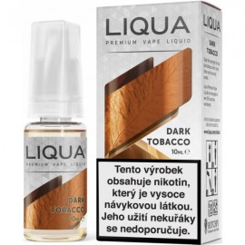 30 ml Silný tabak Liqua Elements e-liquid 0mg