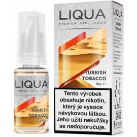 30 ml Turecký tabak Liqua Elements e-liquid 0mg