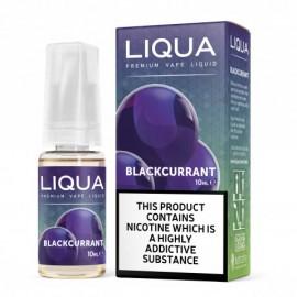 30 ml Čierna ríbezľa Liqua Elements e-liquid 0mg