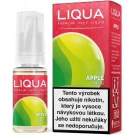 30 ml Jablko Liqua Elements e-liquid 0mg