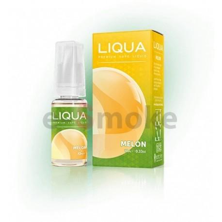 30 ml Žltý melón Liqua Elements e-liquid 0mg