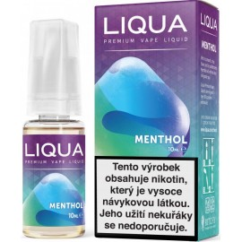 30 ml Mentol Liqua Elements e-liquid 0mg