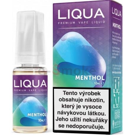 30 ml Mentol Liqua Elements e-liquid 0mg