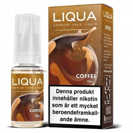 30 ml Káva Liqua Elements e-liquid 0mg