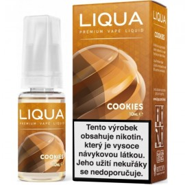 30 ml Cookies Liqua Elements e-liquid 0mg
