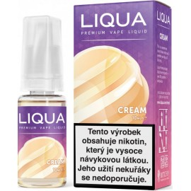 30 ml Krém Liqua Elements e-liquid 0mg