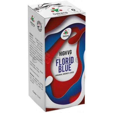 Dekang 10ml High VG Florid Blue