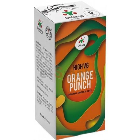 Dekang 10ml High VG Orange Punch