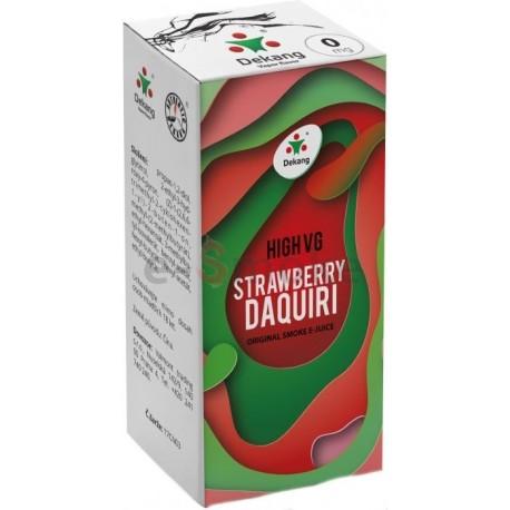 Dekang 10ml High VG Strawberry Daquiri