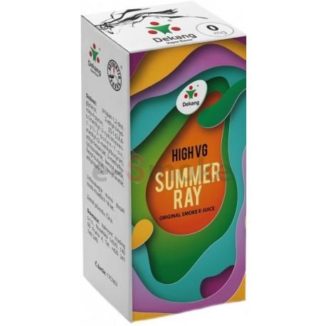 Dekang 10ml High VG Summer Ray