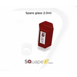 SQuape náhradné sklíčko 2ml SQuape E