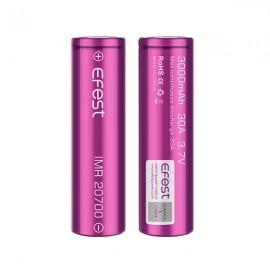 Batéria Efest 20700 3000 mAh, 30 A