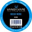 Vandy Vape 100 Mesh NI80 klbko 1,5m