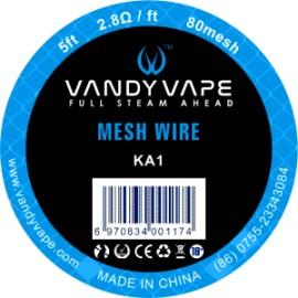 Vandy Vape 80 Mesh KA1 klbko 1,5m