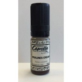 10 ml Pralines Cream Capella aróma