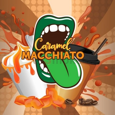 10 ml Caramel Macchiato Big Mouth aróma