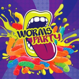 10 ml Worms Party Big Mouth aróma