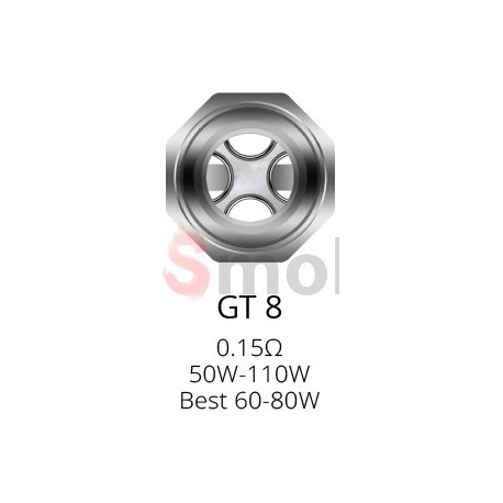 Vaporesso NRG GT8 žhaviaca hlava
