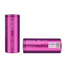 batéria Efest 4200 mAh, 50 A
