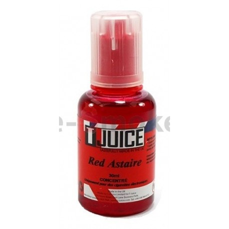 30 ml Red Astaire T-Juice aróma