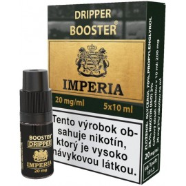 5x10 ml Dripper BOOSTER VG70/PG30 (20mg/ml) Imperia