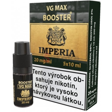 5x10 ml Imperia VG100 (20mg/ml) Booster