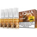 4-Pack Cookies LIQUA Elements E-Liquid
