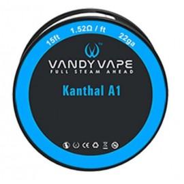 Vandy Vape Kanthal A1 22GA 4,5m