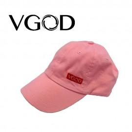 VGOD Dad Hat šiltovka ružová