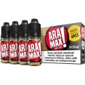 4-Pack Krémový Puding Aramax e-liquid