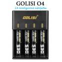 Golisi O4 2A nabíjačka na batérie