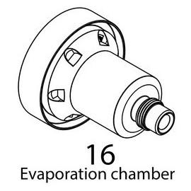 PRIME - Evaporation Chamber