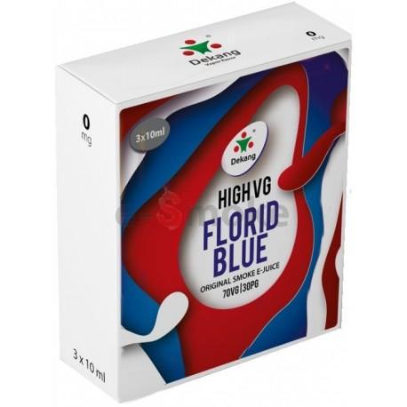 3-Pack Florid Blue Dekang High VG