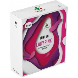 3-Pack Lady Pink Dekang High VG