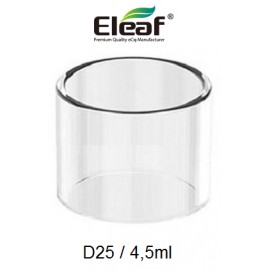 Eleaf Melo 4 D25 pyrex sklo